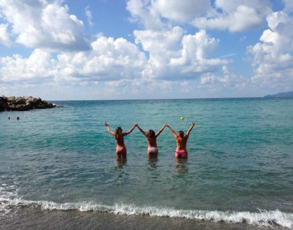 Weekend fitness e relax in Liguria