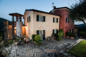 Villa Paggi bed and breakfast-liguria-nervi-euroflora
