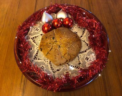 Pandolce Genovese di Natale
